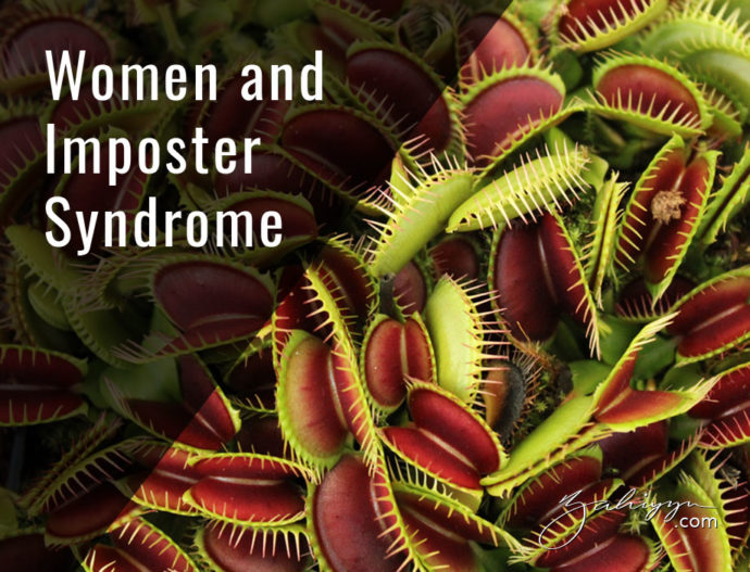 women and impostor syndrome