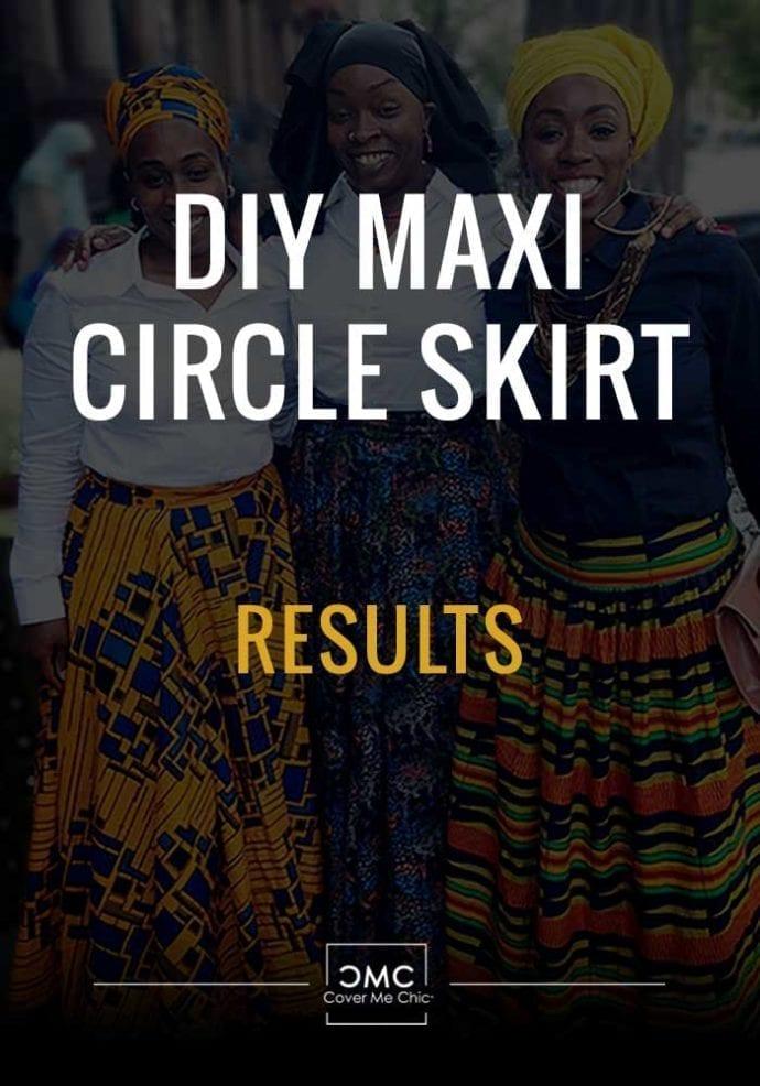 diy maxi pleated maxi skirt