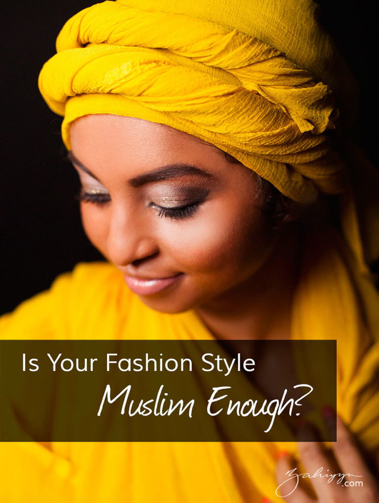 is you style muslim enough