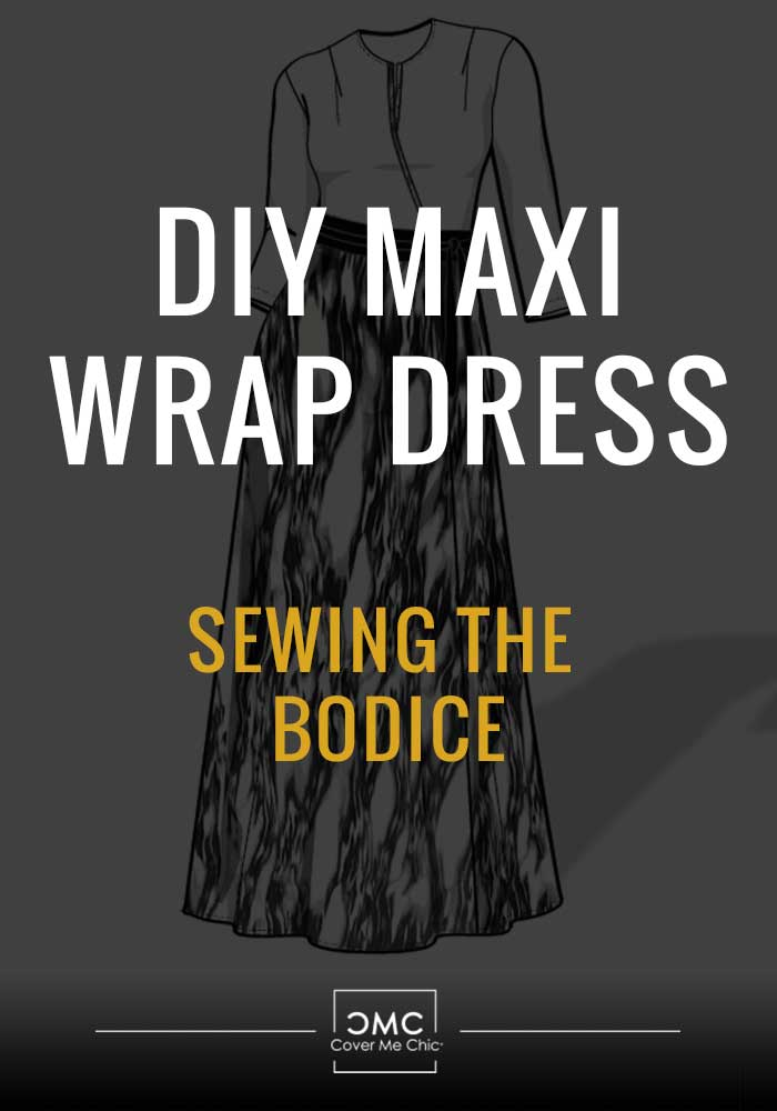 sewing the bodice