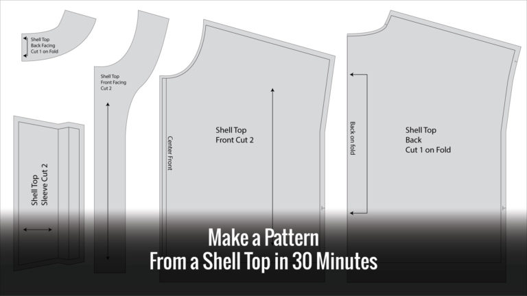 how to make a pattern