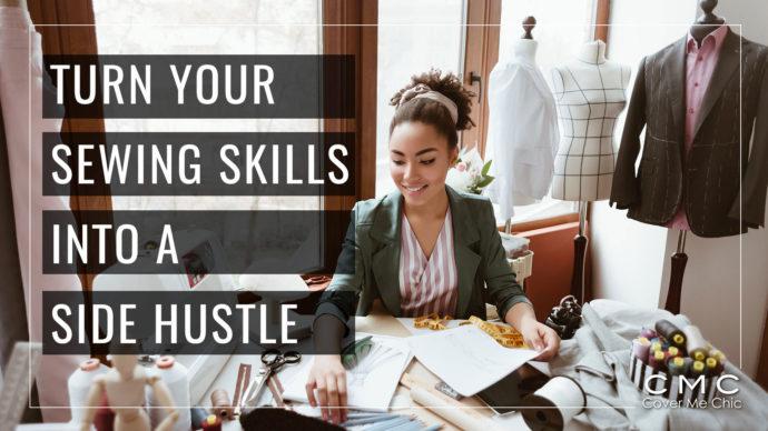 sewing side hustle